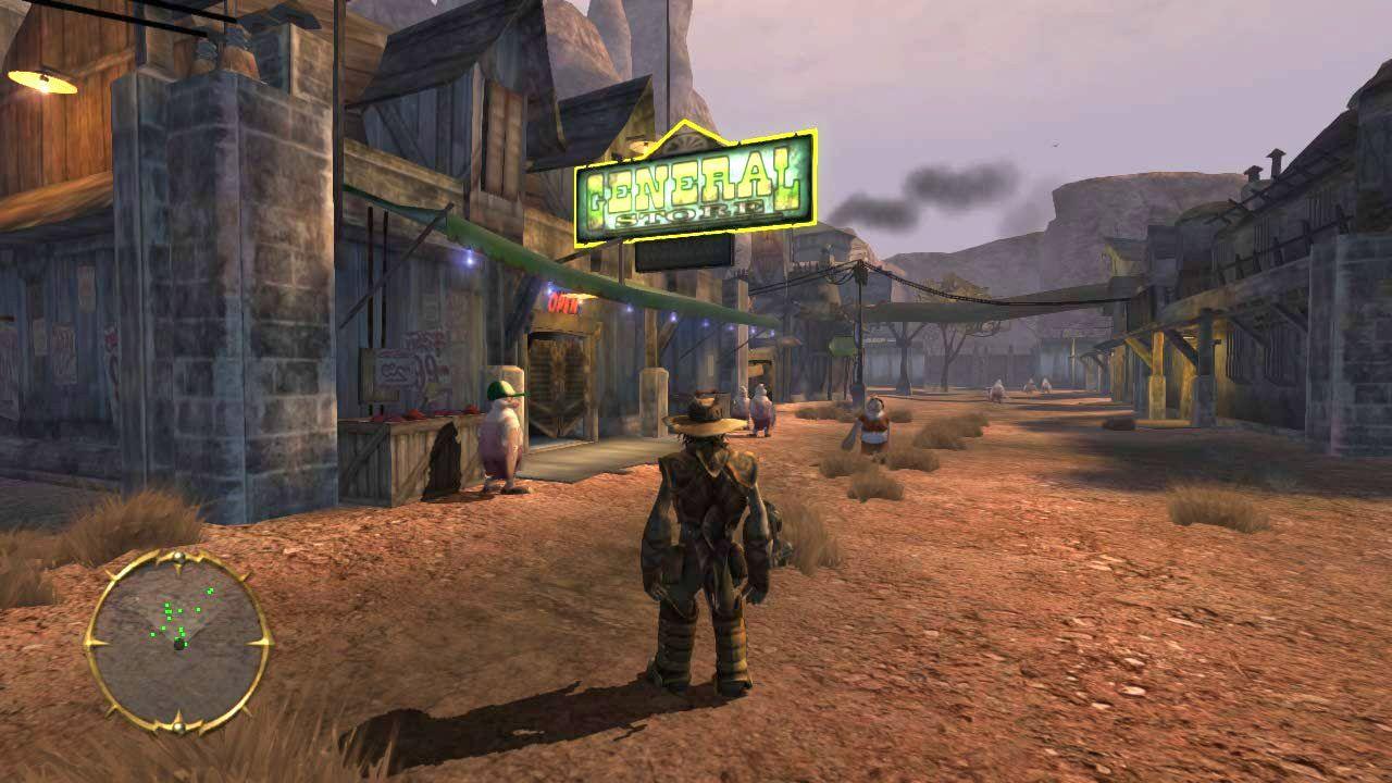 Oddworld: Stranger's Wrath HD [NSW] (D)