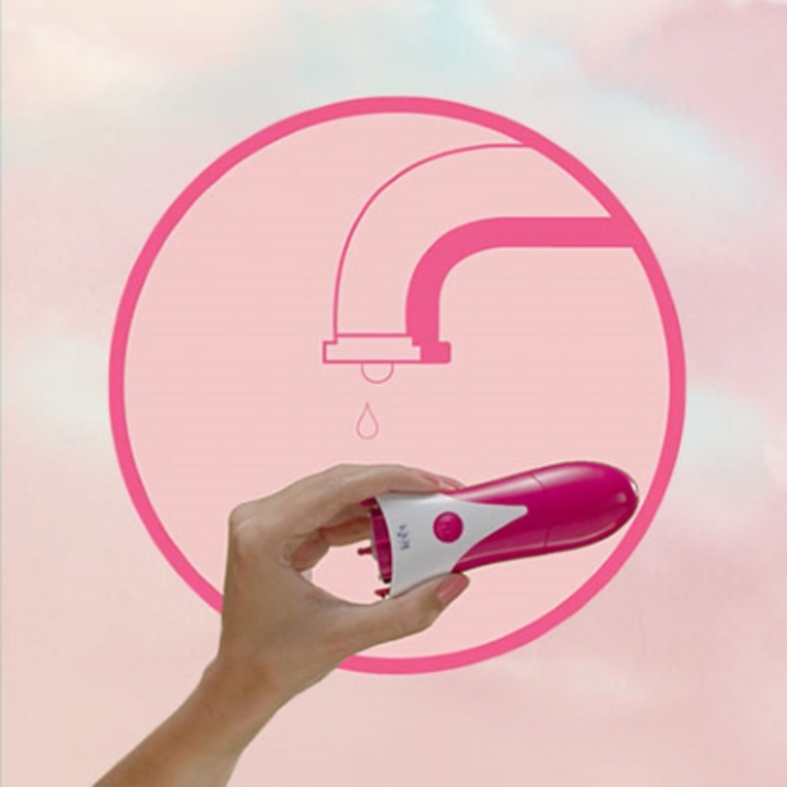 Veet Sensitive Shave Elektrischer Rasierer [Gerät]