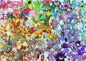 Ravensburger Puzzle 1000 Teile, Challenge Pokémon - Alle 150 Pokémon der 1. Generation als herausforderndes Puzzle für Erwachsene und Kinder ab 14 Jahren