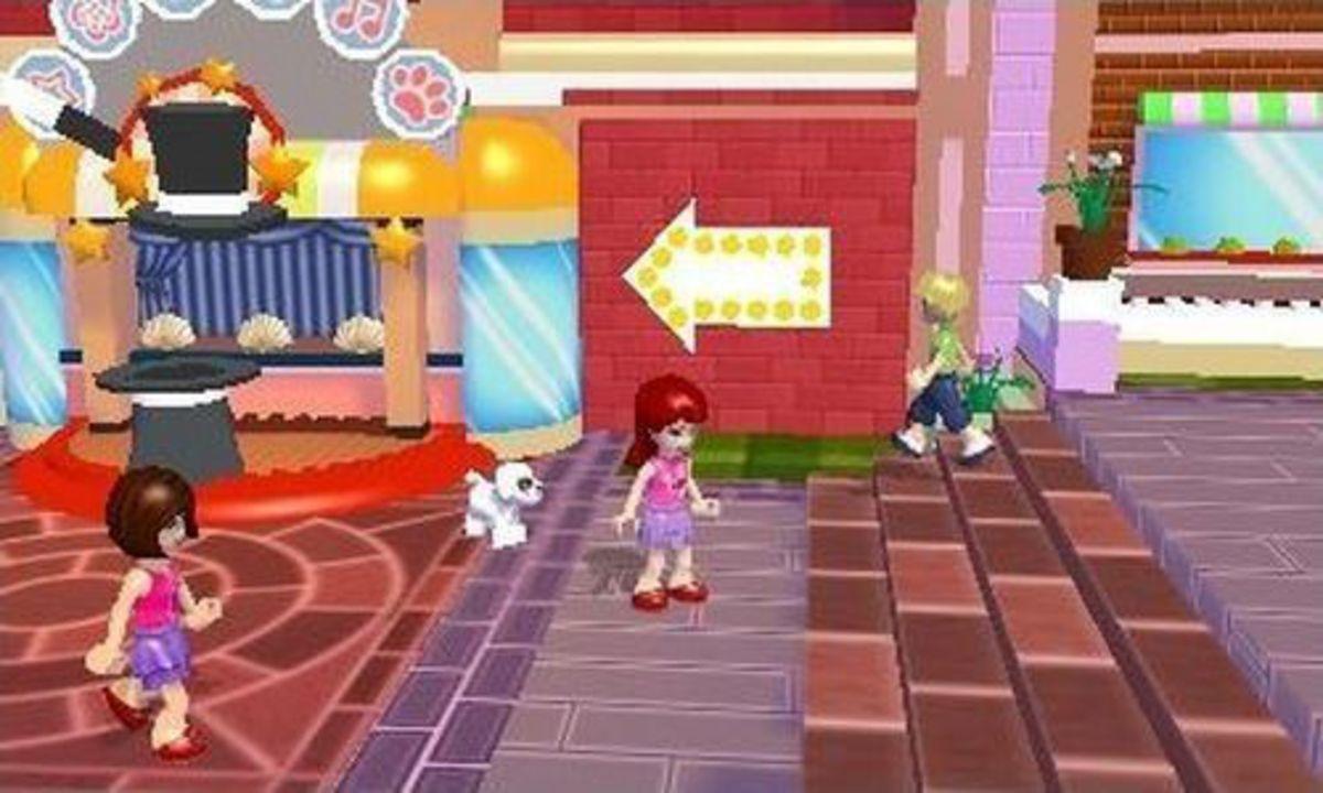 LEGO Friends [3DS] (D)