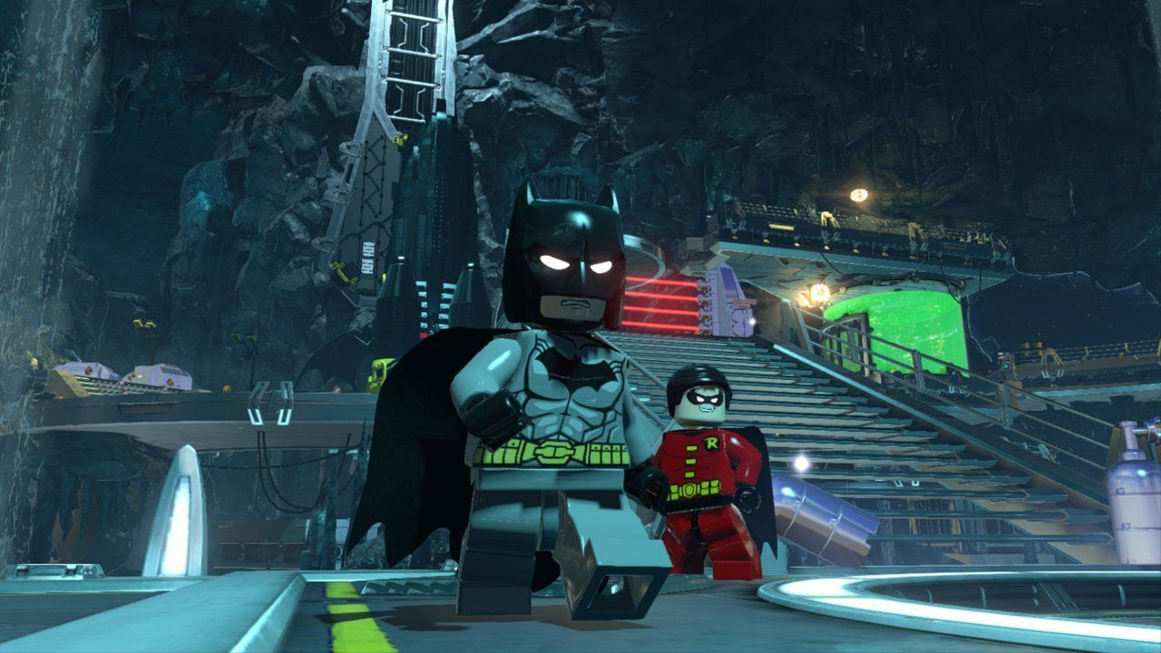 LEGO Batman 3 - Jenseits von Gotham [3DS] (D)