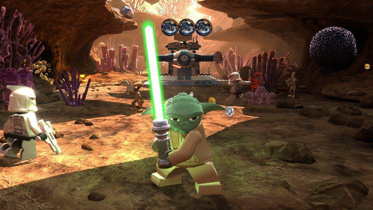 LEGO Star Wars III [3DS] (D)