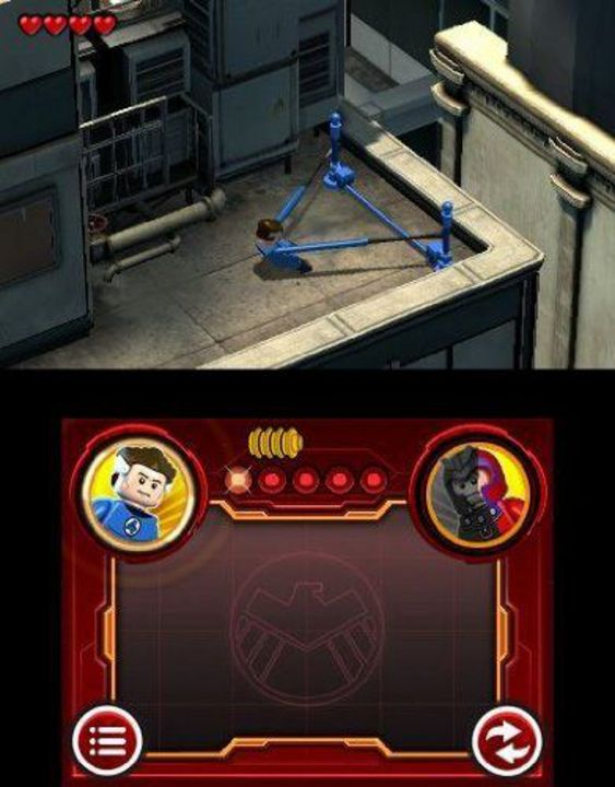 LEGO Marvel Super Heroes [3DS] (D)