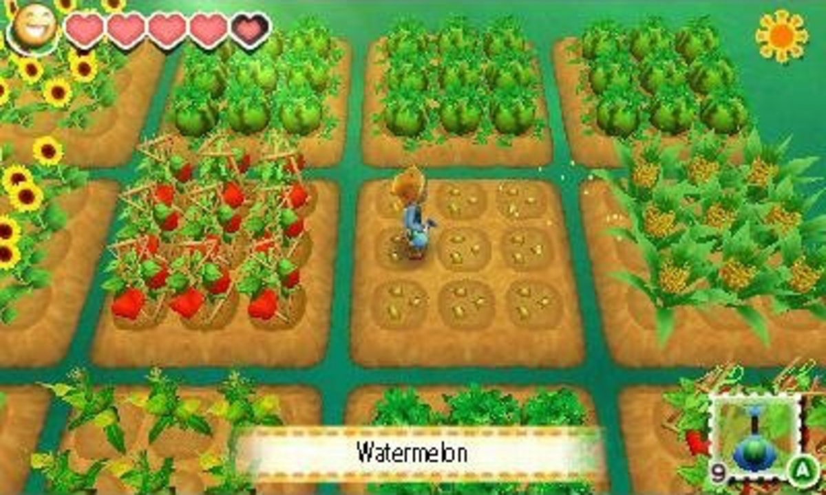 Story of Seasons: Trio of Towns [3DS] (D)