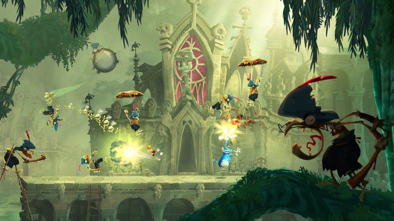 Rayman Legends [Wii U] (D)