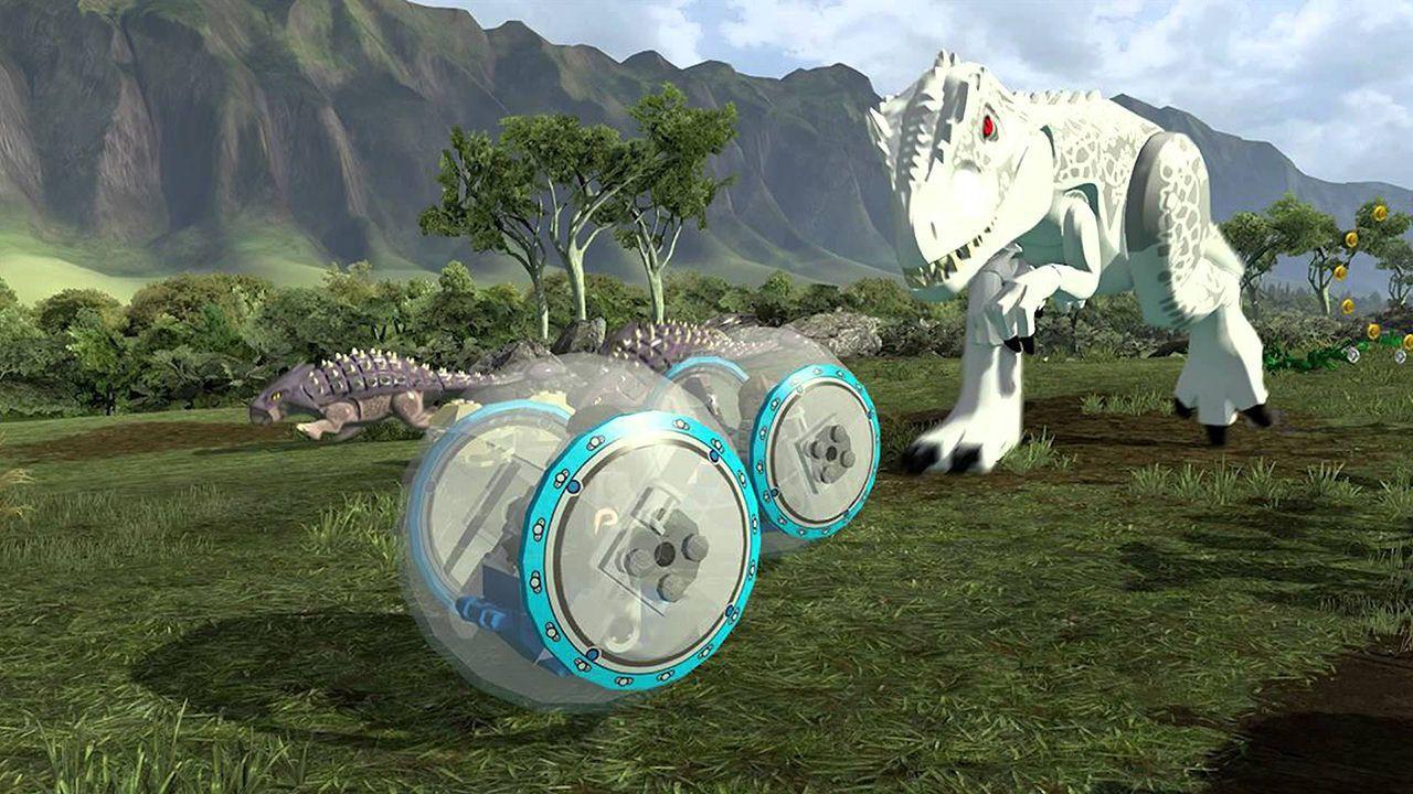 LEGO Jurassic World [XONE] (D)