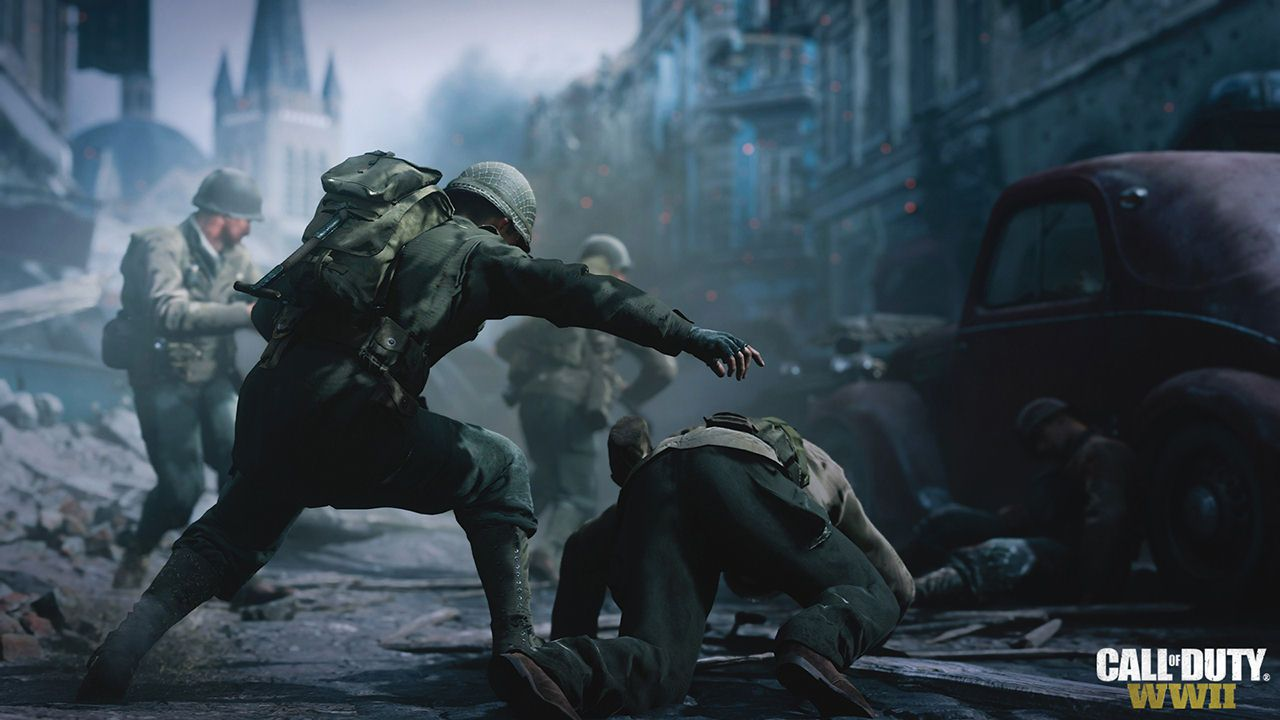 Call of Duty: WWII [XONE] (D)