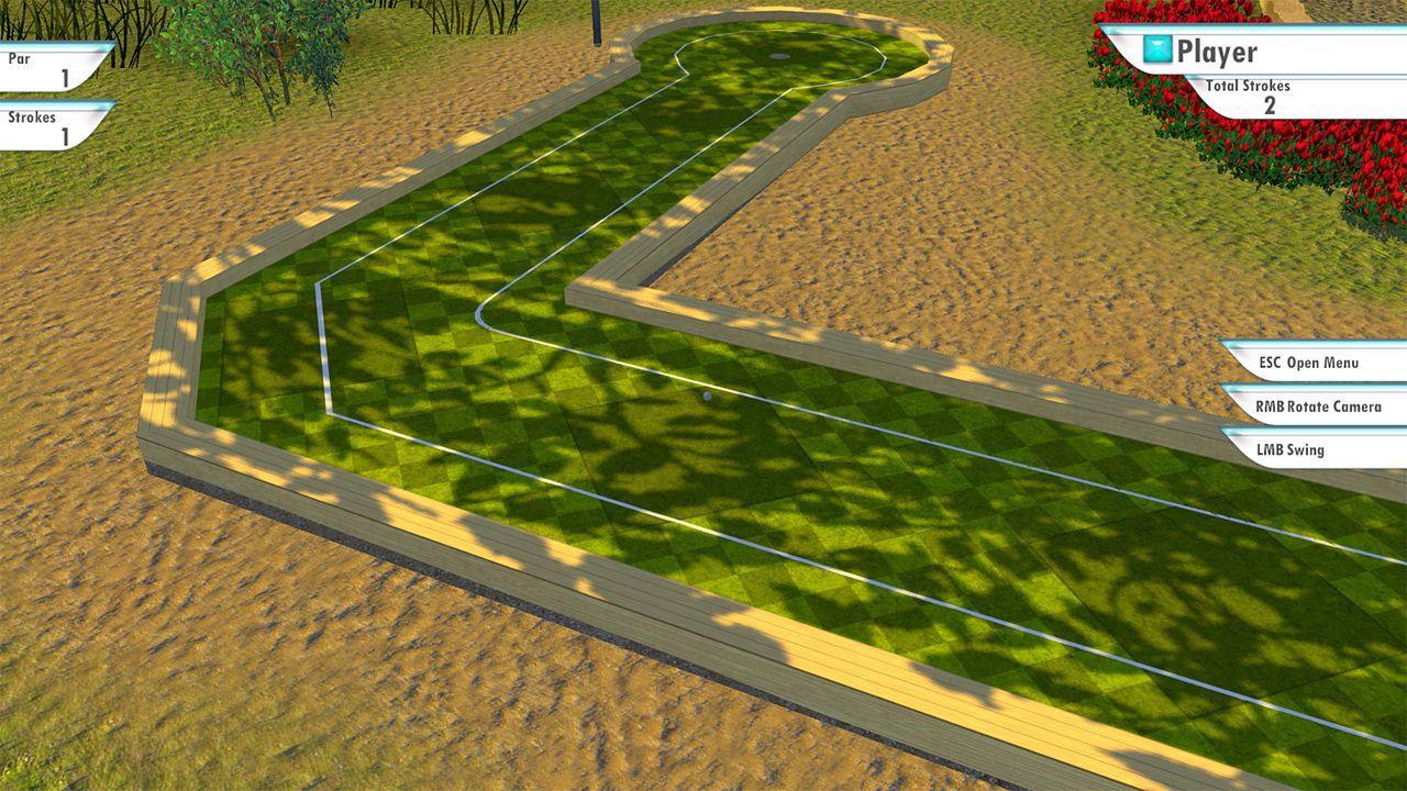3D Mini Golf [NSW] (D)
