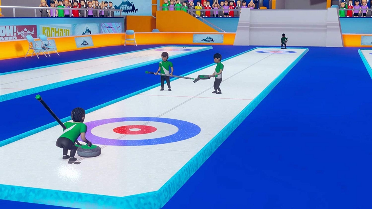 Winter Sports Games [NSW] (D)