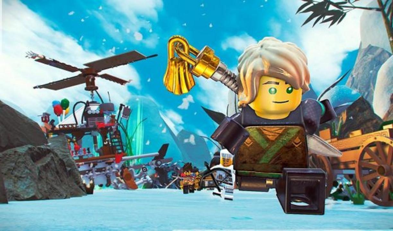 The Lego Ninjago Movie Videogame [NSW] (D)