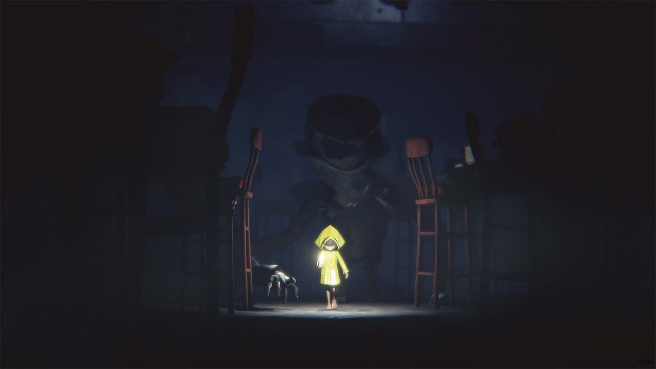 Little Nightmares - Complete Edition [NSW] (D)