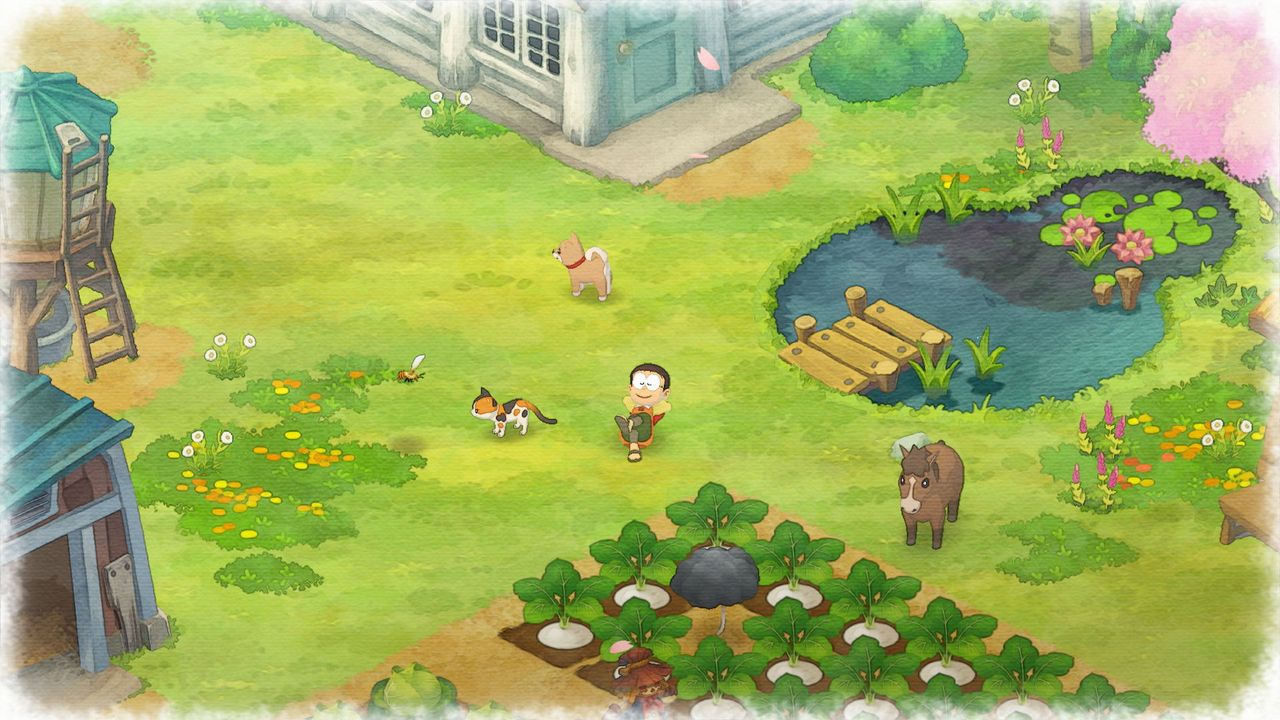 Doraemon Story of Seasons [NSW] (D)