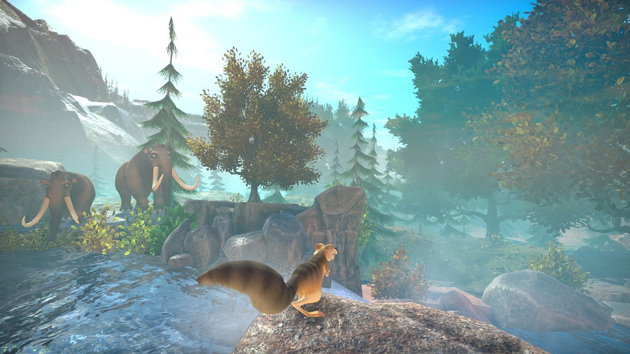 Ice Age: Scrats Nussiges Abenteuer [NSW] (D)