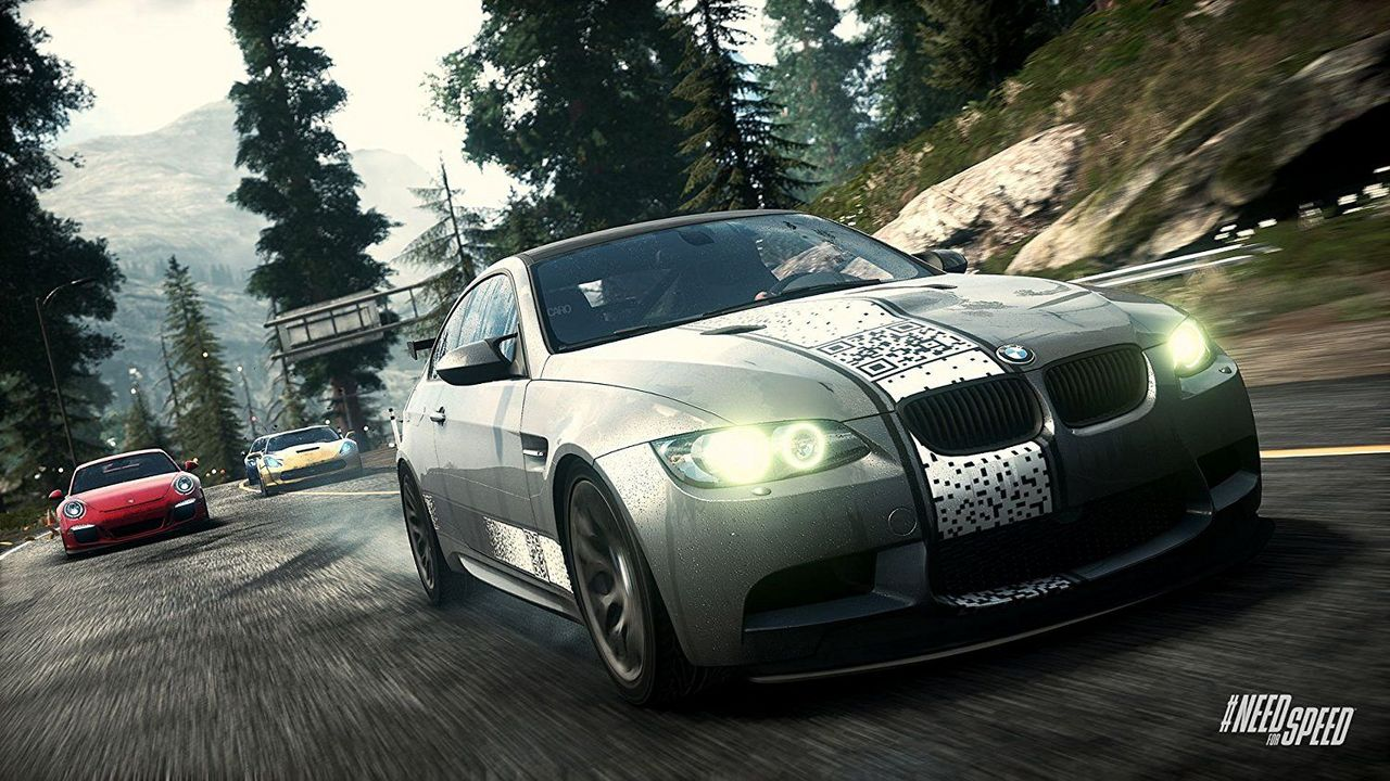 Need for Speed Rivals [PS3] (D)