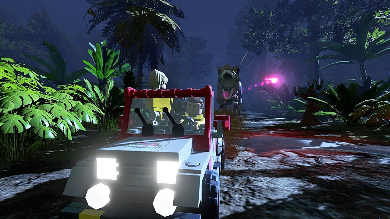 LEGO Jurassic World [PS3] (D)