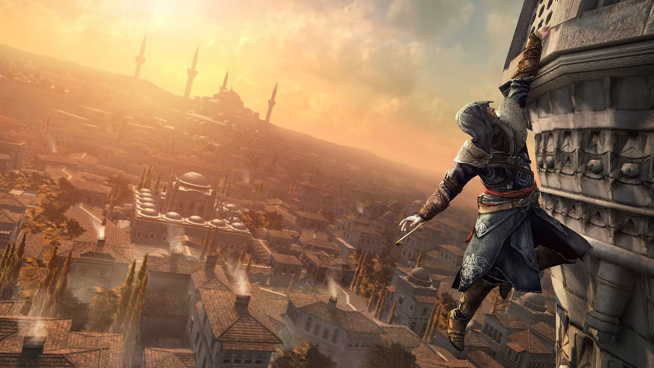 Assassin's Creed - Ezio Collection [PS4] (D)