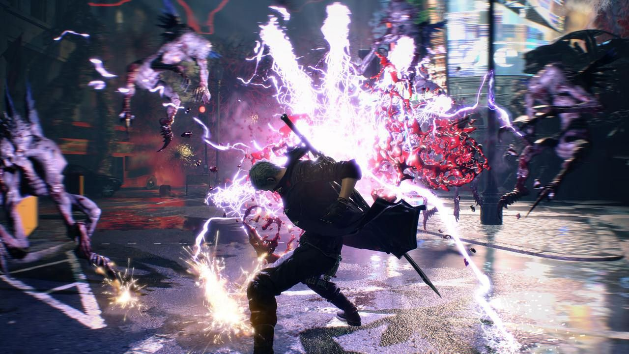 Devil May Cry 5 [PS4] (D)