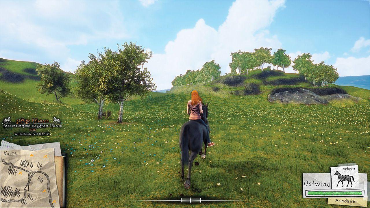 Ostwind - Das Spiel [PS4] (D)