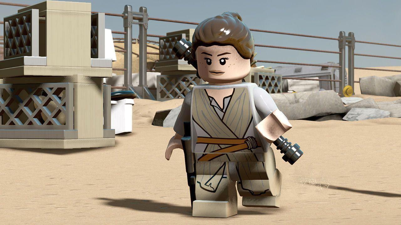 LEGO Star Wars: Das Erwachen der Macht [PS4] (D)