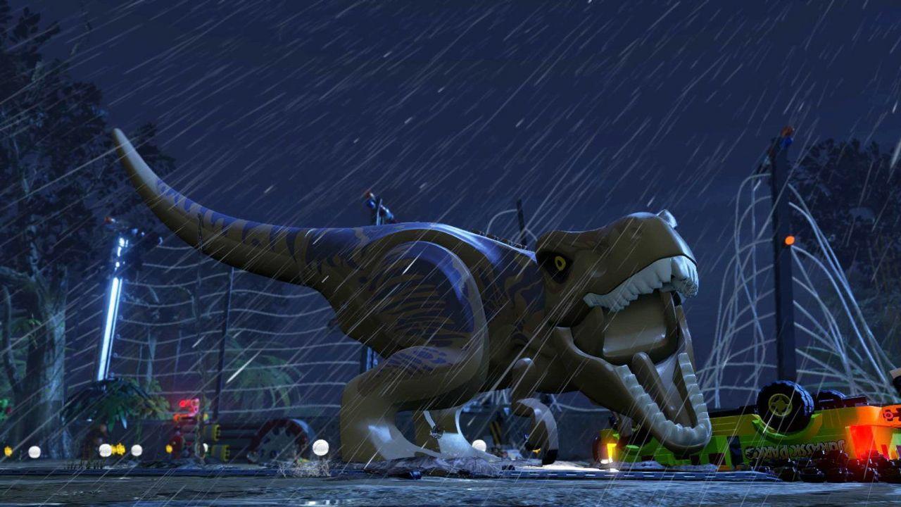 LEGO Jurassic World [PS4] (D)