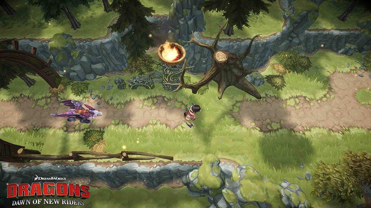 Dragons: Aufbruch neuer Reiter [PS4] (D)