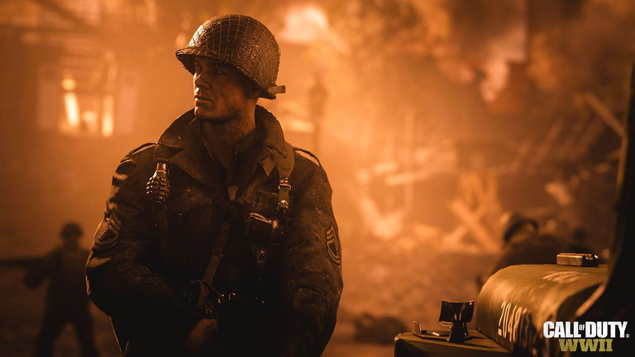 Call of Duty: WWII [PS4] (D)