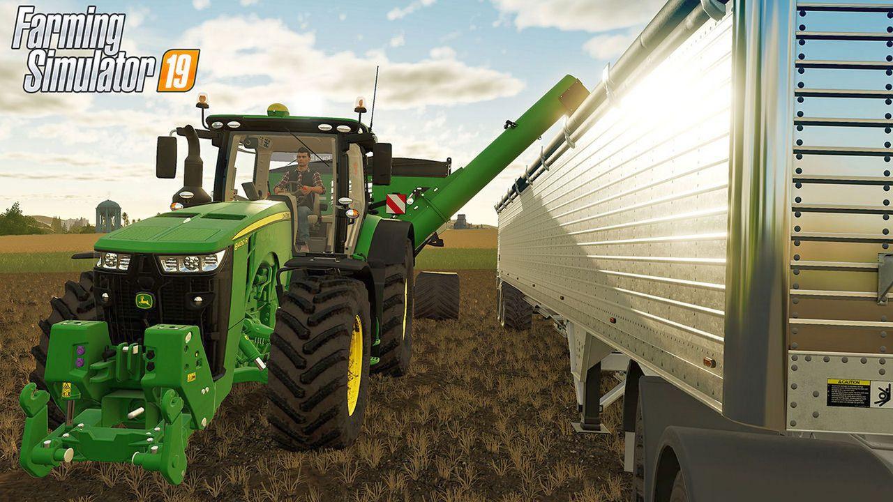Landwirtschafts-Simulator 19 [PS4] (D)