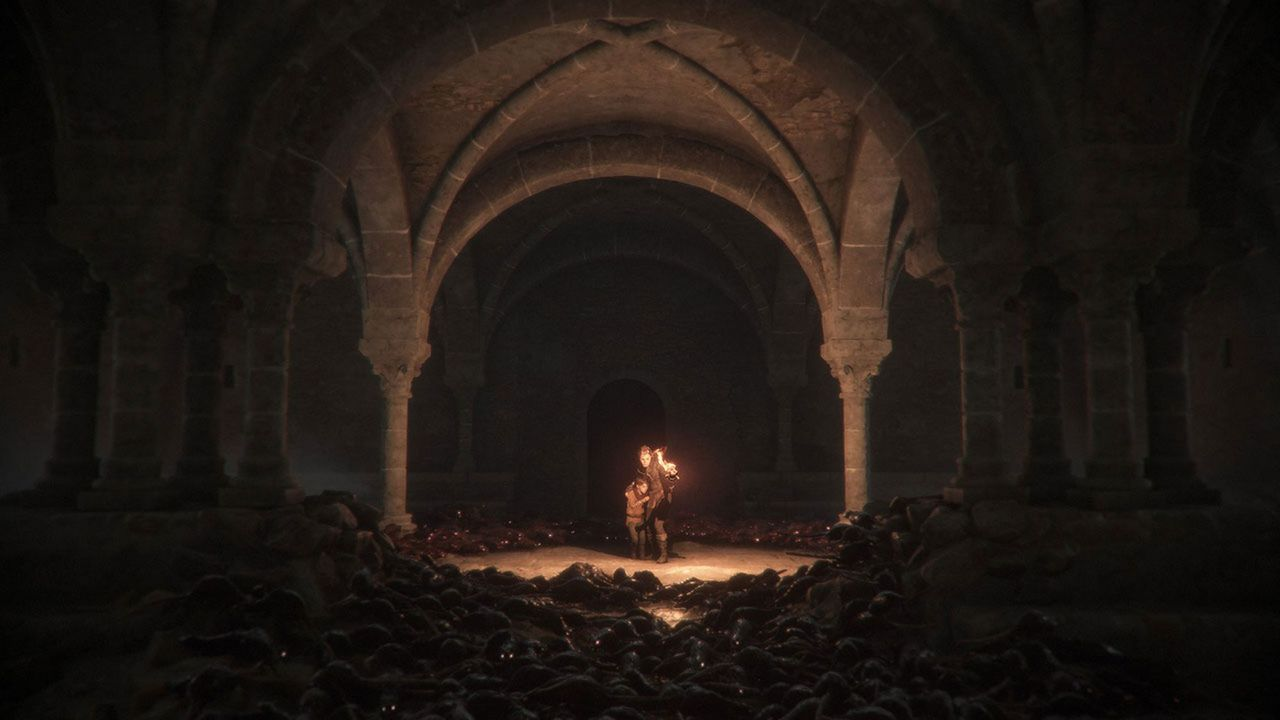 A Plague Tale: Innocence [PS4] (D)