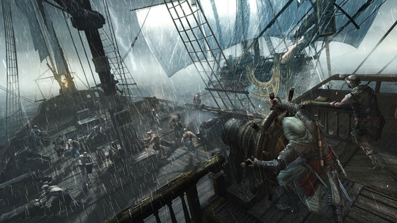 PlayStation Hits: Assassin's Creed 4 Black Flag [PS4] (D)
