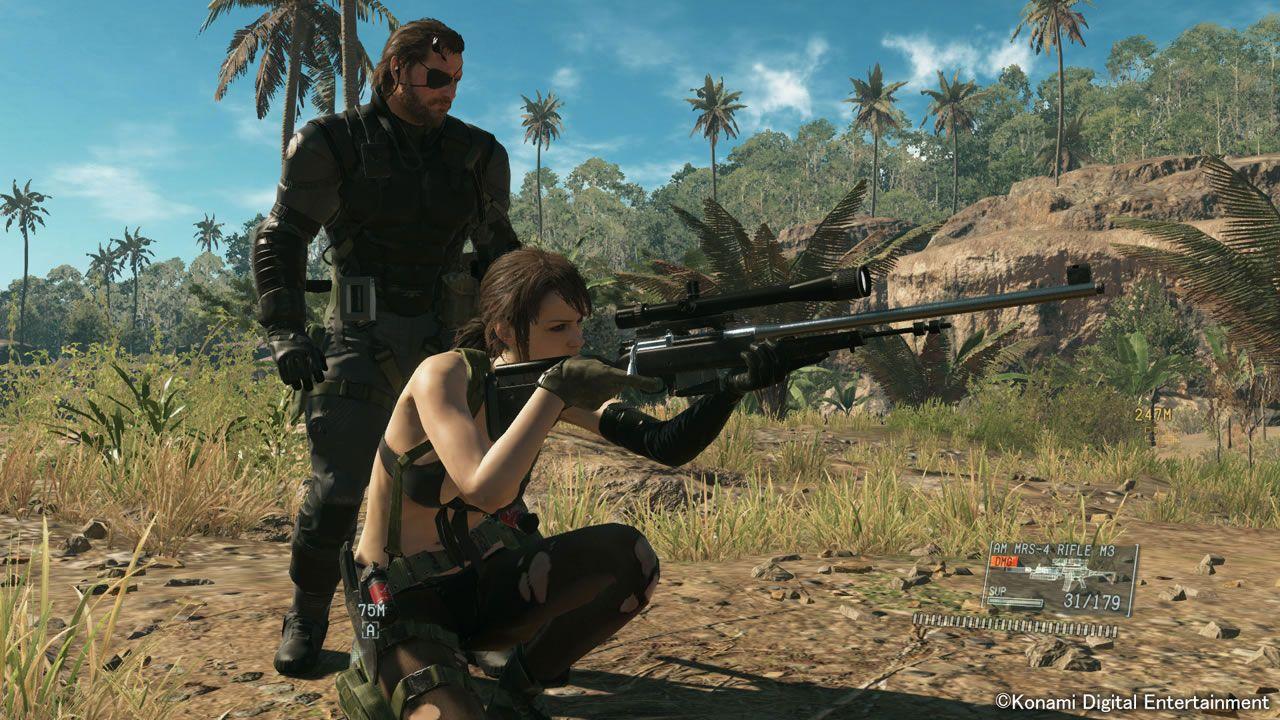PlayStation Hits: Metal Gear Solid 5 [PS4] (D)