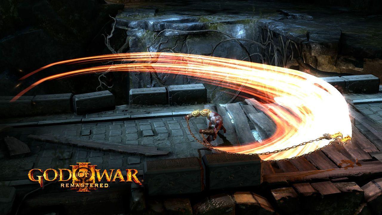 PlayStation Hits: God of War III - Remastered [PS4] (D)