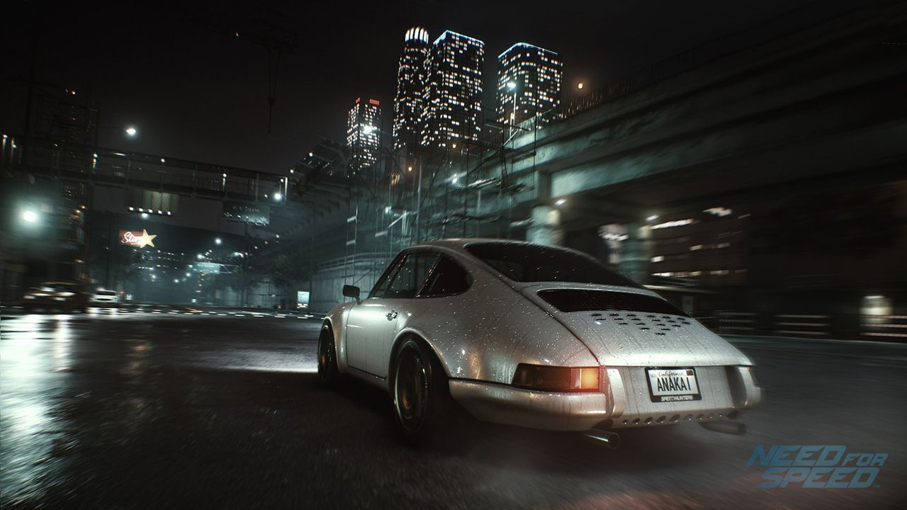 PlayStation Hits: Need for Speed - Payback [PS4] (D)