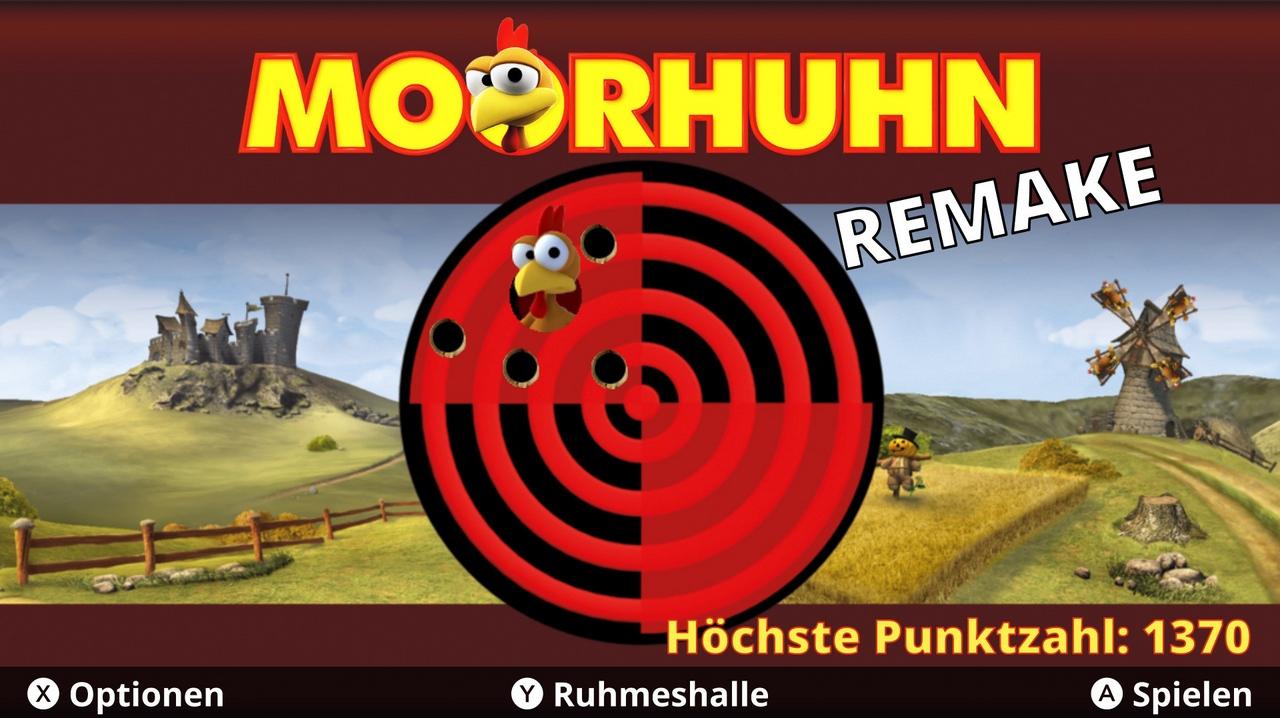 Moorhuhn Shooter Edition [PS5] (D)