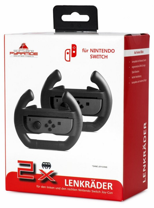 Nintendo Switch Lenkrad Doppelpack [NSW]