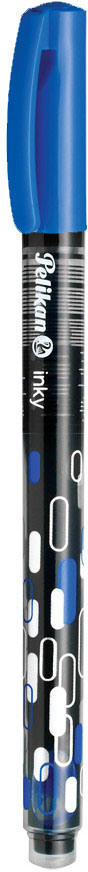 PELIKAN Stylo Fibre Inky 273 0.5mm 940494 bleu, effacable