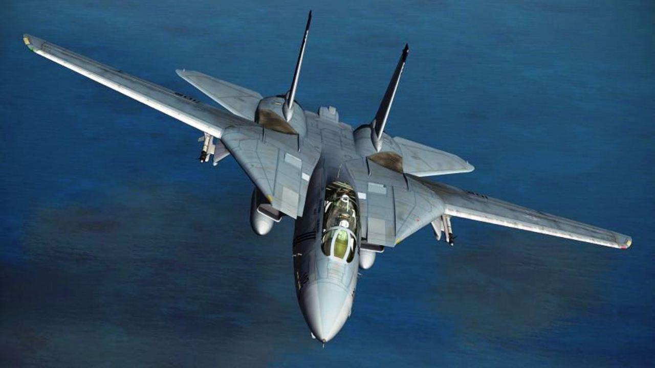 F-14 X für FSX und Prepar3D V2 [Add-On] [PC] (D)