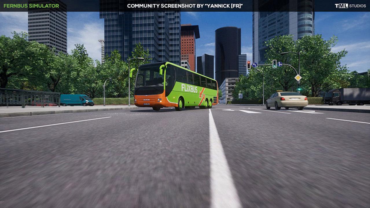 Fernbus Simulator [DVD] [PC] (D)
