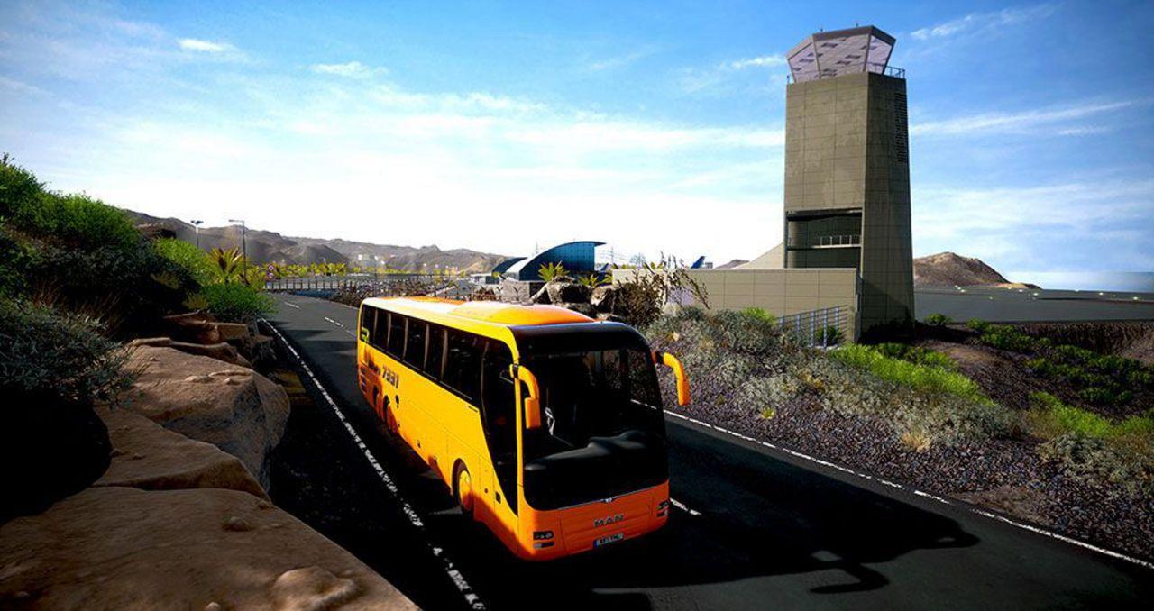 Tourist Bus Simulator [DVD] [PC] (D)