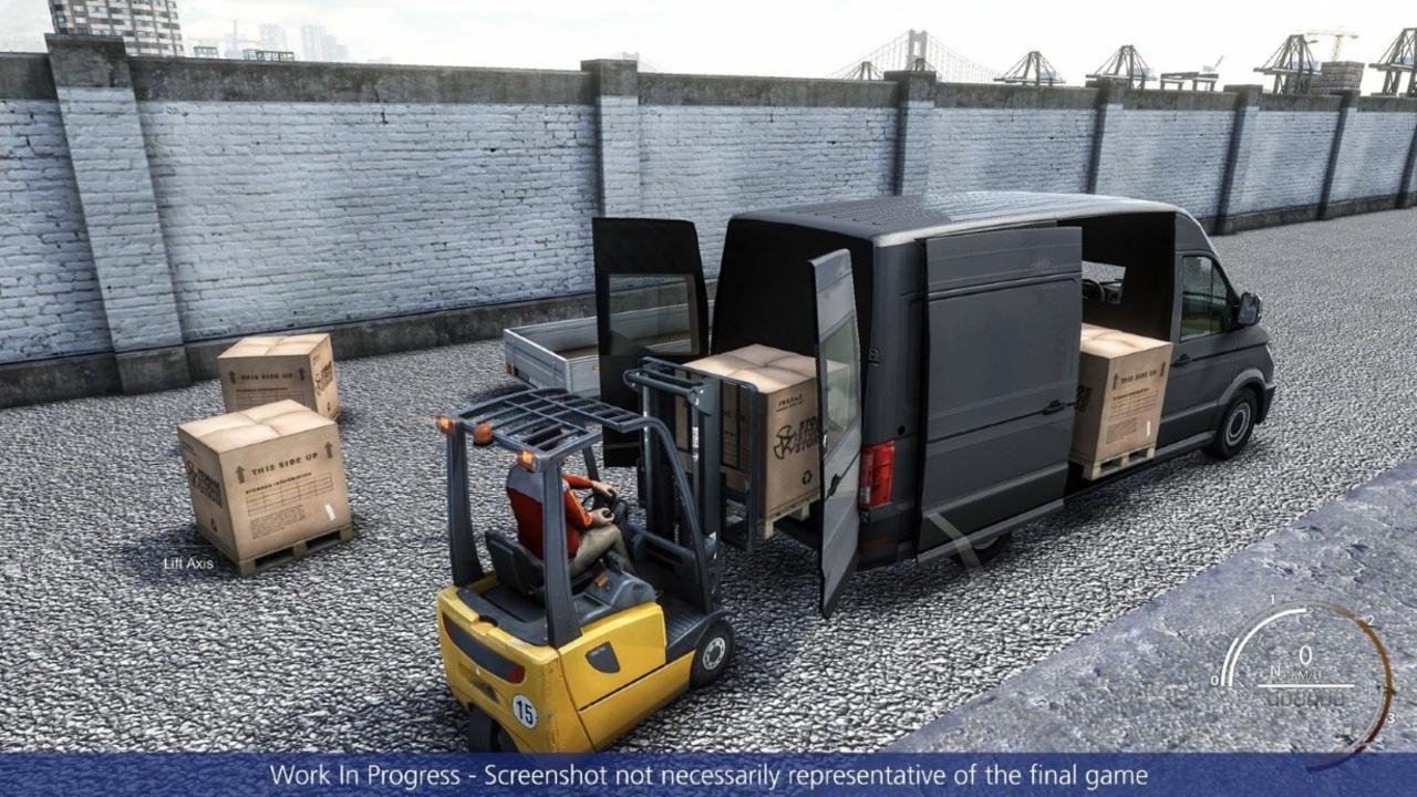 Truck & Logistics Simulator [NSW] (D)