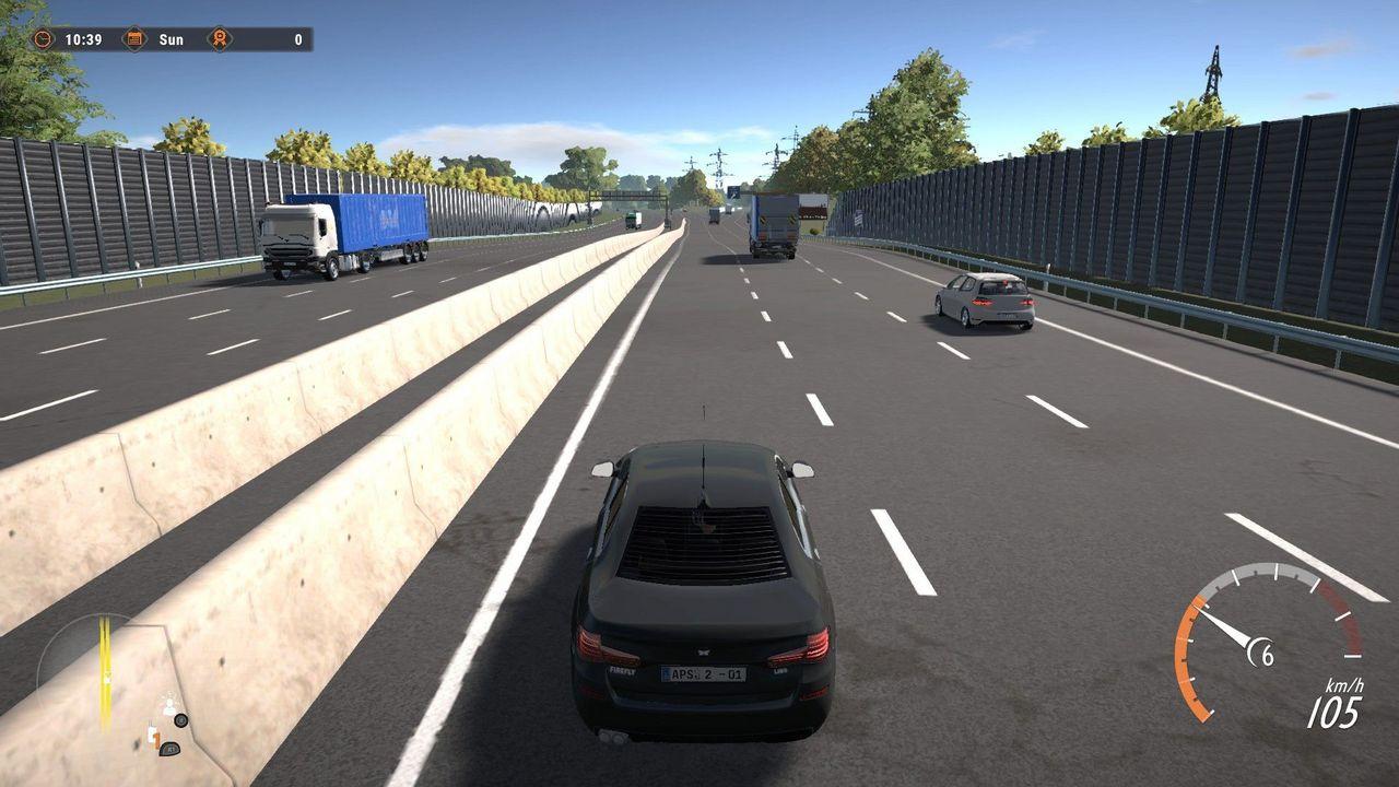 Autobahn-Polizei Simulator 2 [PS4] (D)