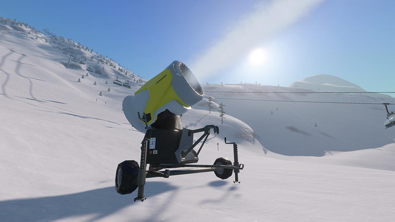 Winter Resort Simulator [DVD] [PC] (D)