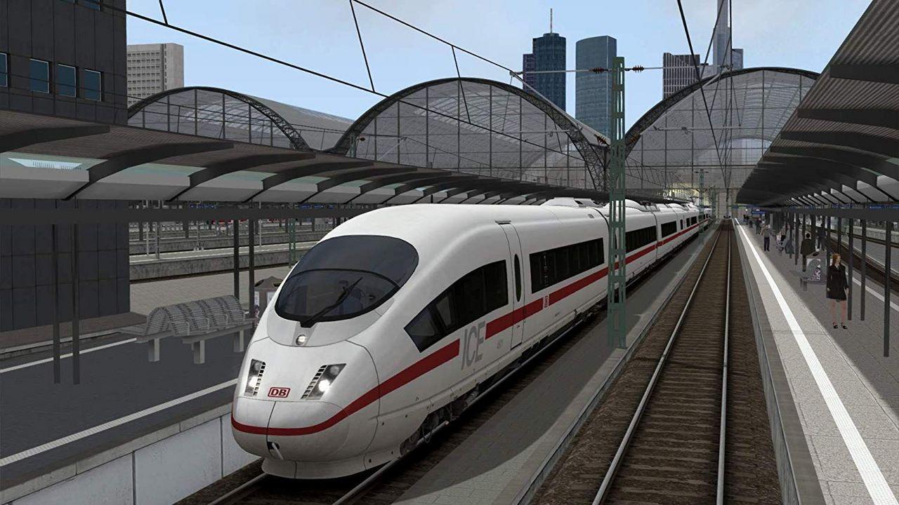 Train Simulator TS 2019 [DVD] [PC] (D)
