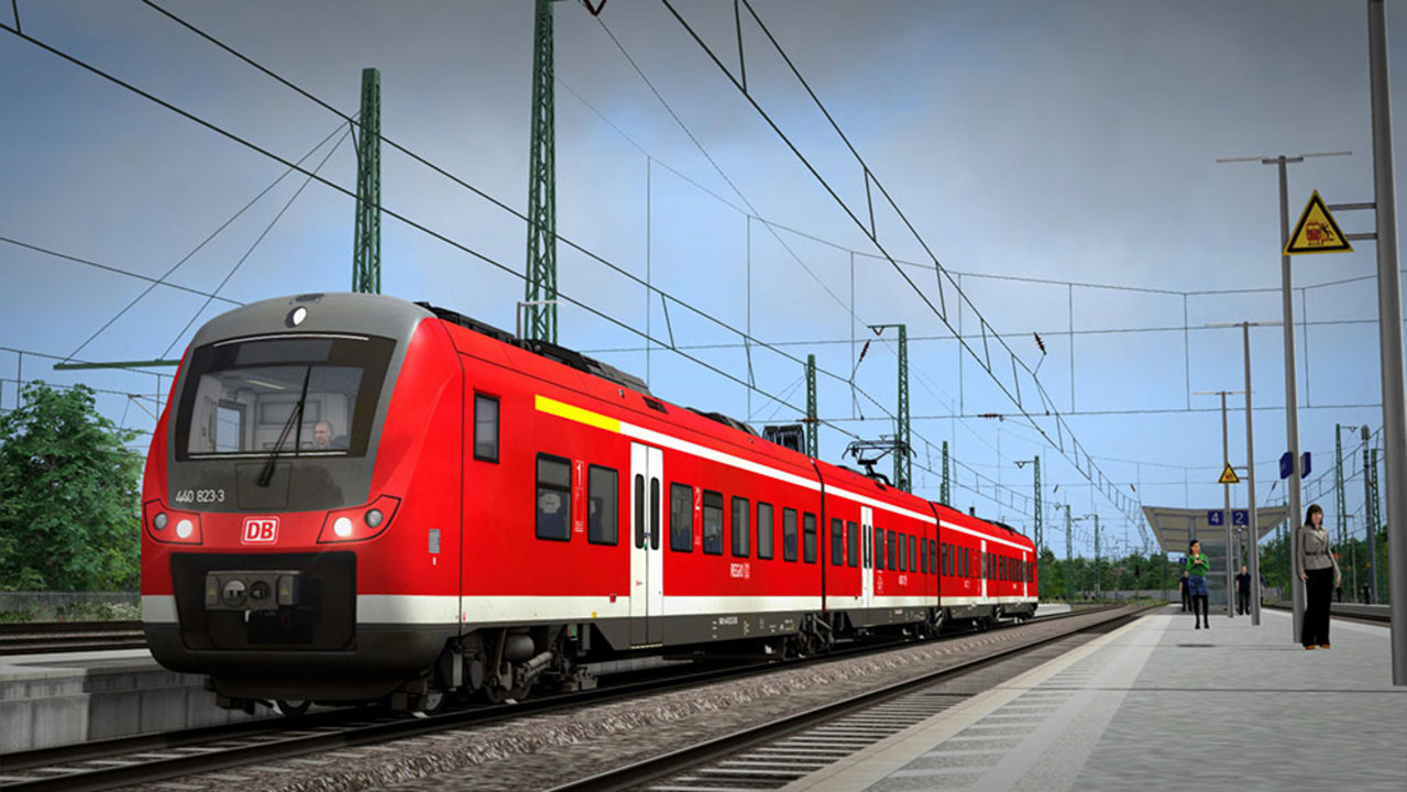 Train Simulator TS 2020 [DVD] [PC] (D)
