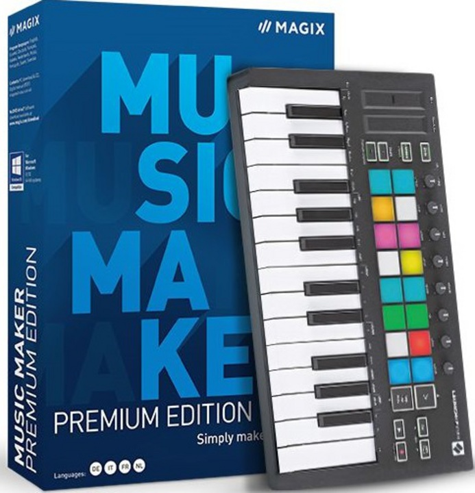 MAGIX Music Maker Performer Edition 2021 [PC] (D/F/I)