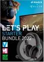 MAGIX Let`s Play Starter Bundle 2022 [PC] (D)
