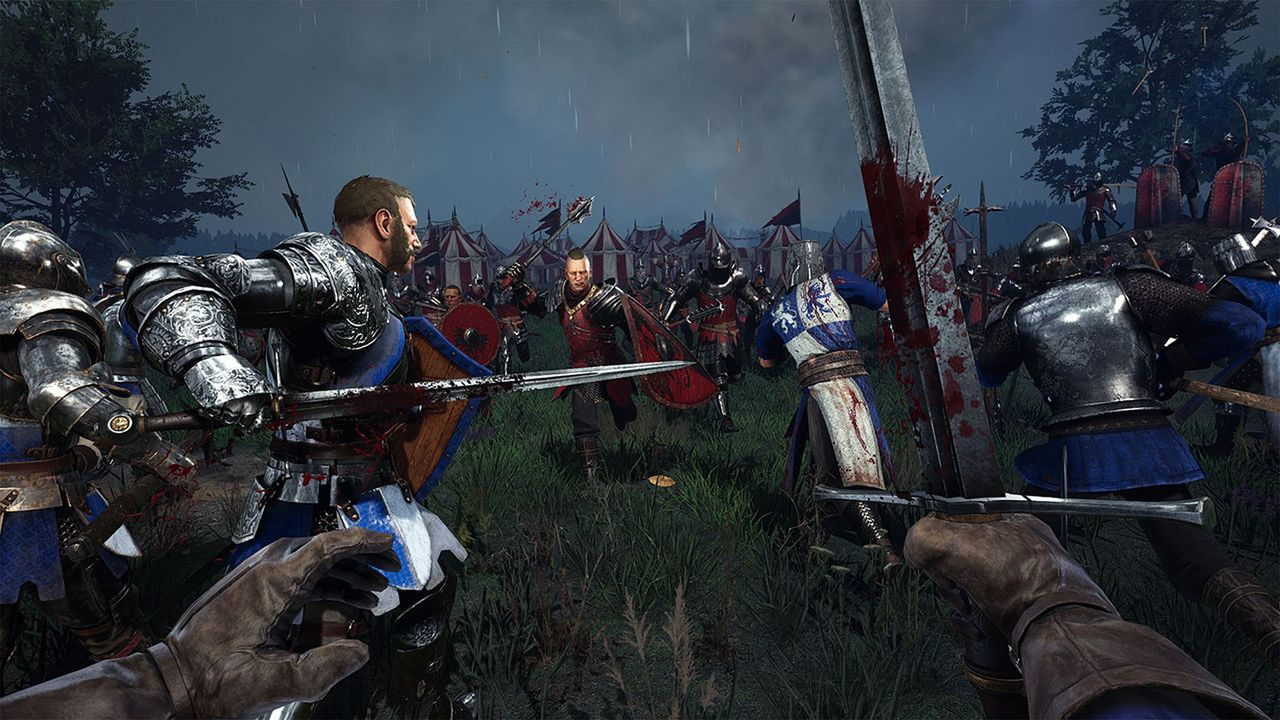 Chivalry 2 - Day 1 Edition [PS5] (D)