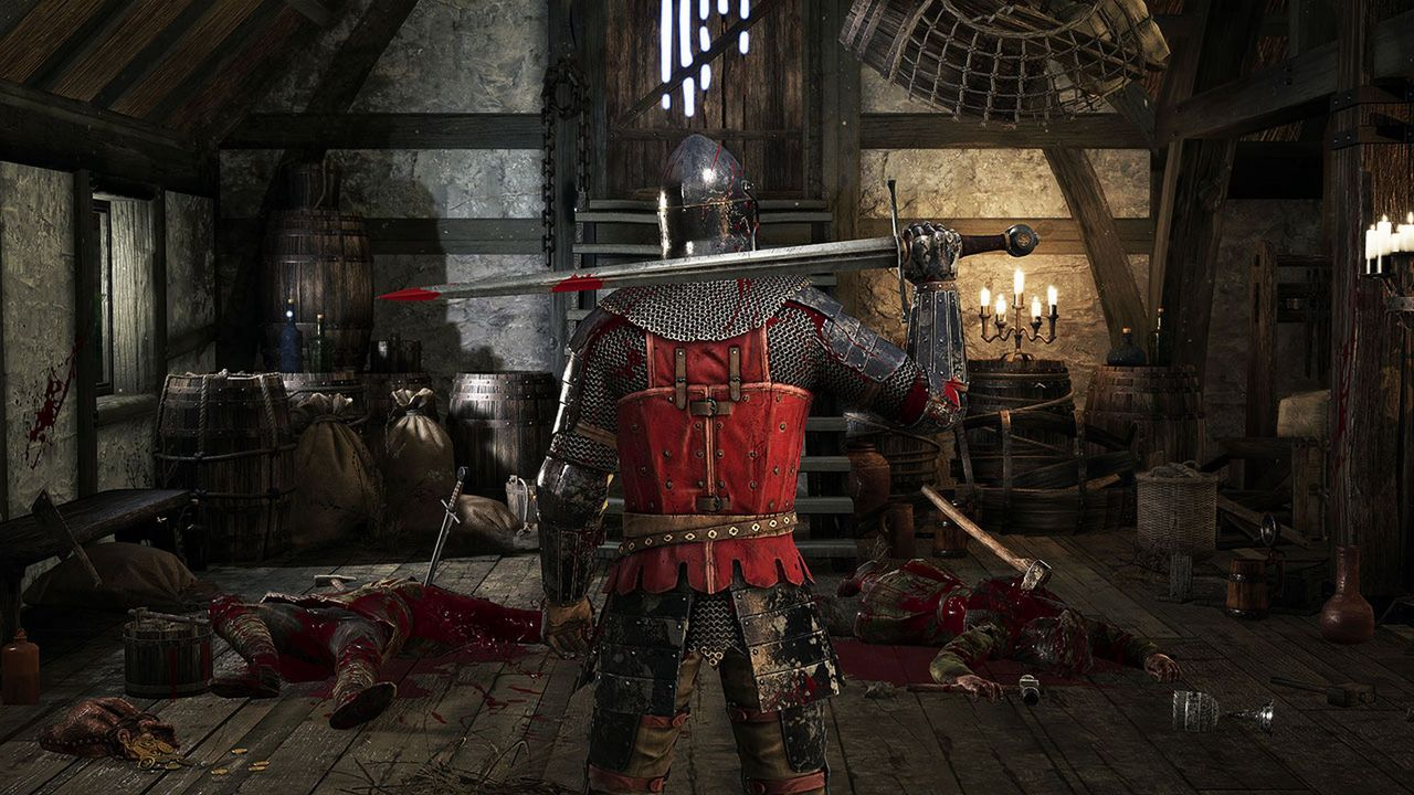 Chivalry 2 - Day 1 Edition [PS4] (D)