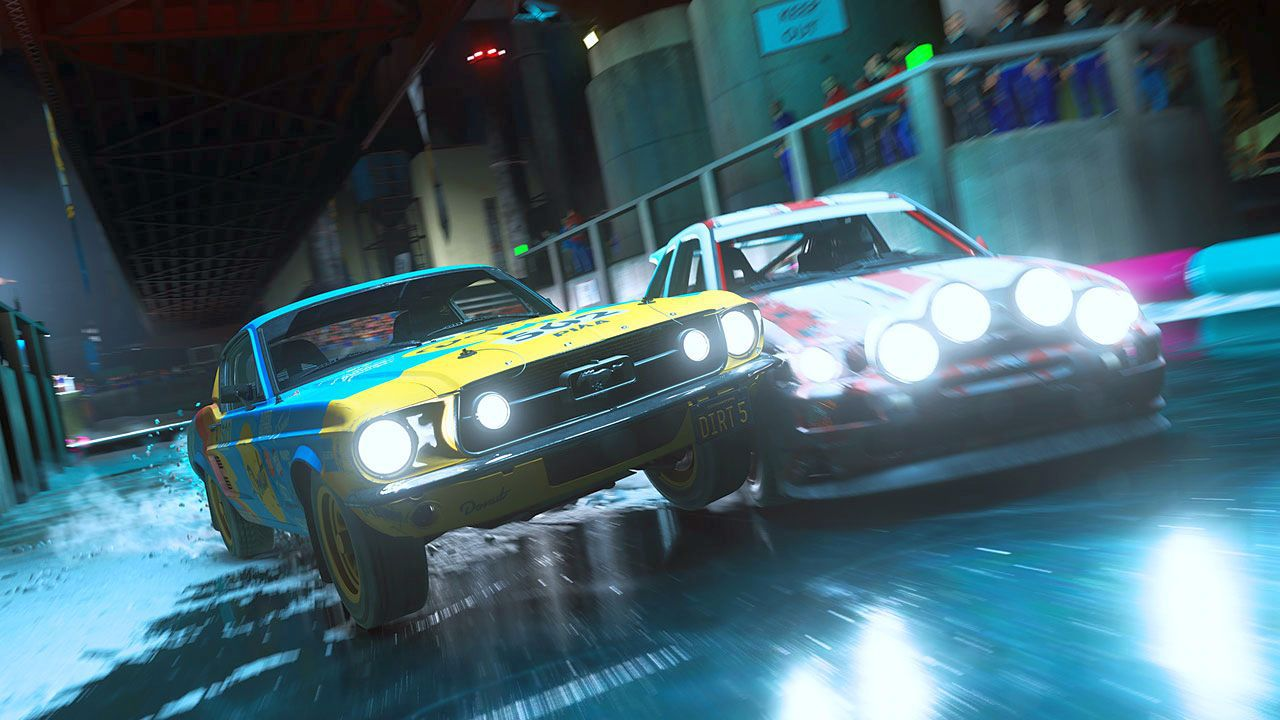 DiRT 5 - Launch Edition [PS4] (D)
