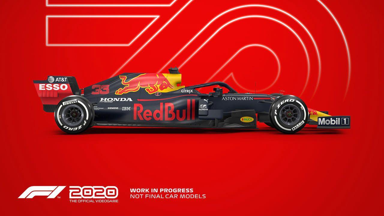 F1 2020 - Schumacher Deluxe Edition [DVD] [PC] (F)