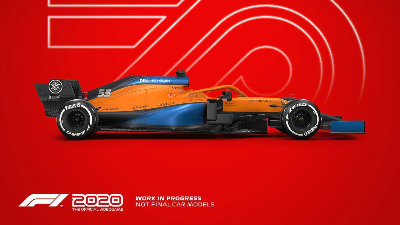F1 2020 - Seventy Edition [DVD] [PC] (F)